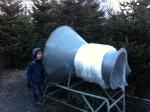 Weihnachtsbaum-Netz © GartenAkademie.com