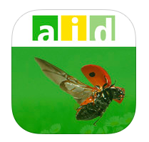 "App ""Nützlinge im Garten"", Foto © www.aid.de"